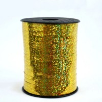 Polyband Gold Holographisch 5mm x 500m